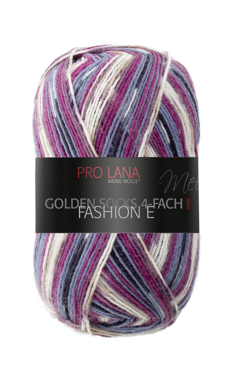 PL Golden Socks  4f.100g Fashion E