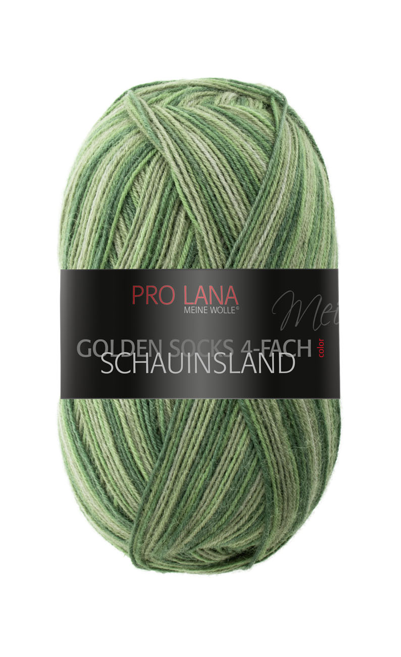 PL Golden Socks SCHAUINSLAND  6fach 150g