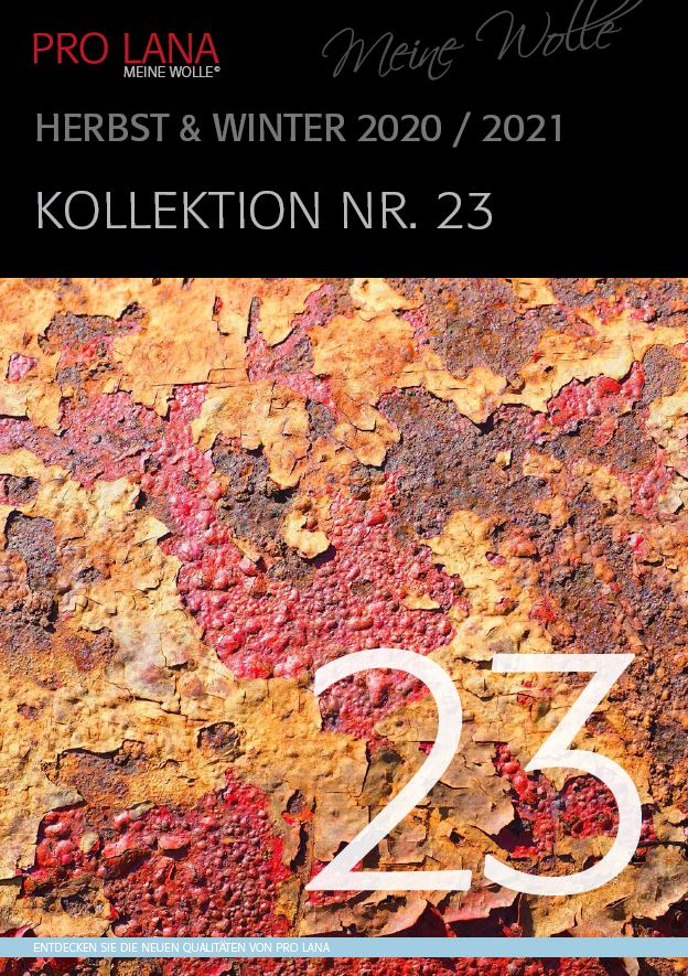 Katalog 23 Herbst-Winter-Kollektion 2020