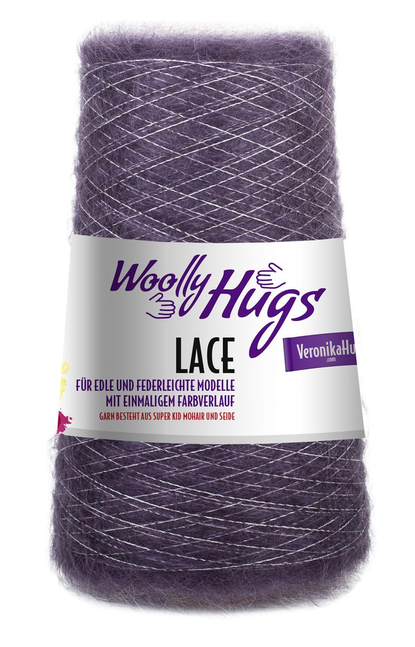 Woolly Hugs LACE 80g  (VE 3x80g) 240g