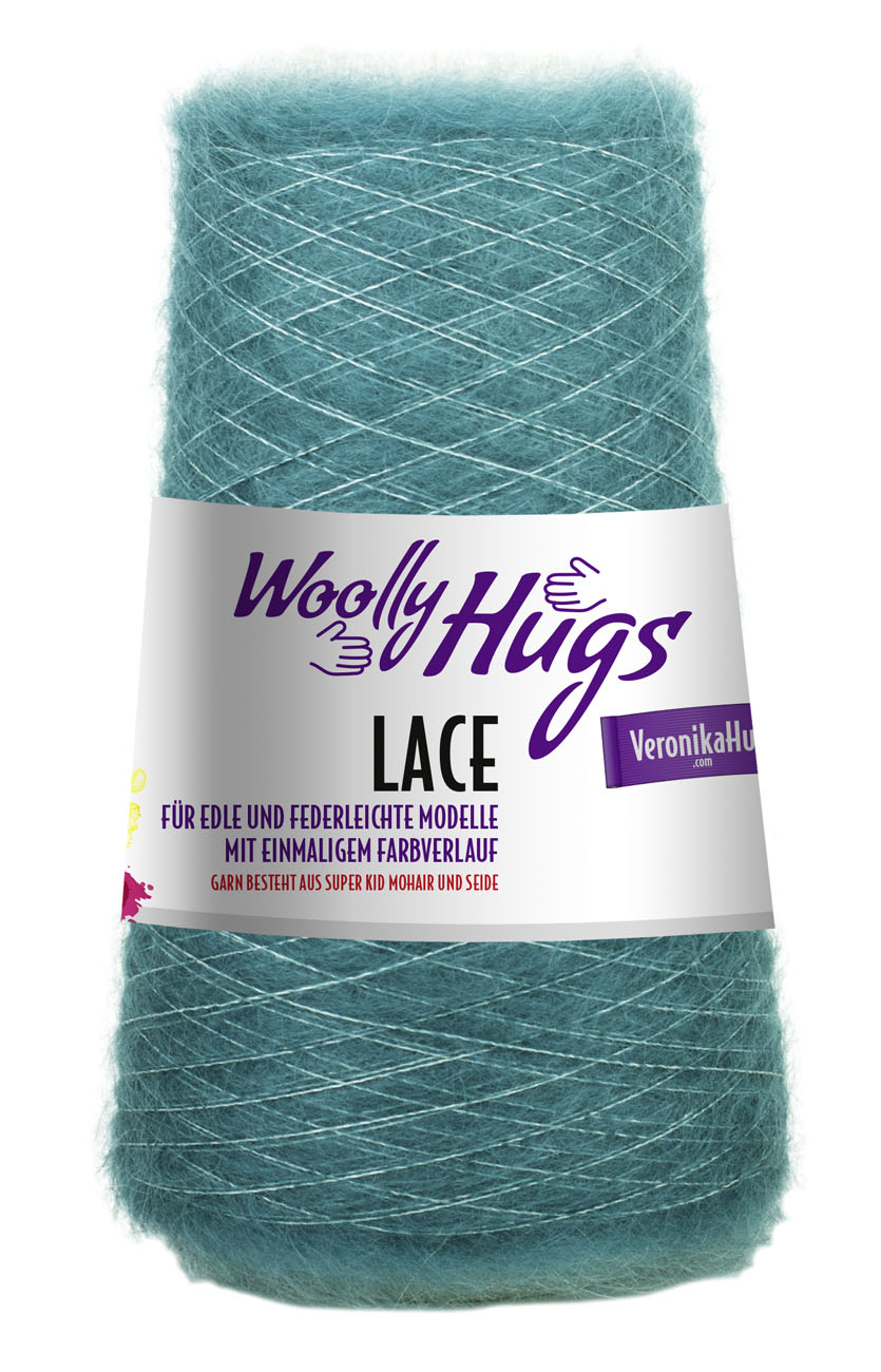 Woolly Hugs LACE 80g  (VE 3x80g) 240g