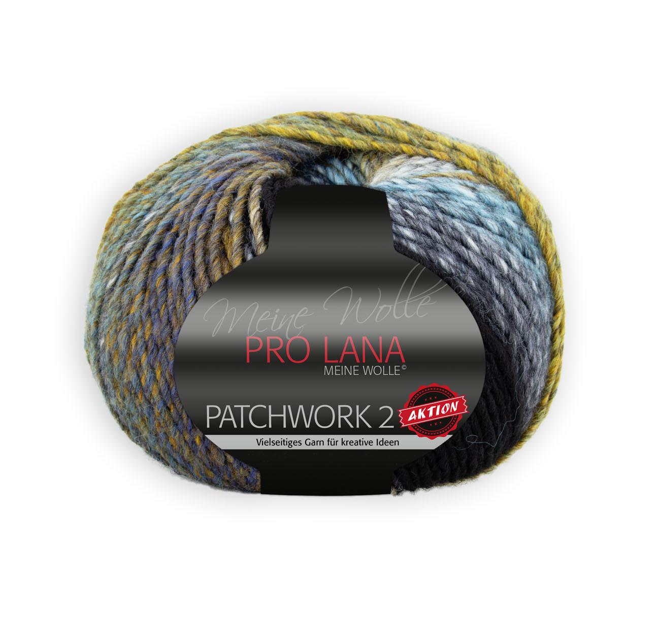 Pro Lana PATCHWORK 2   Aktion 6kg