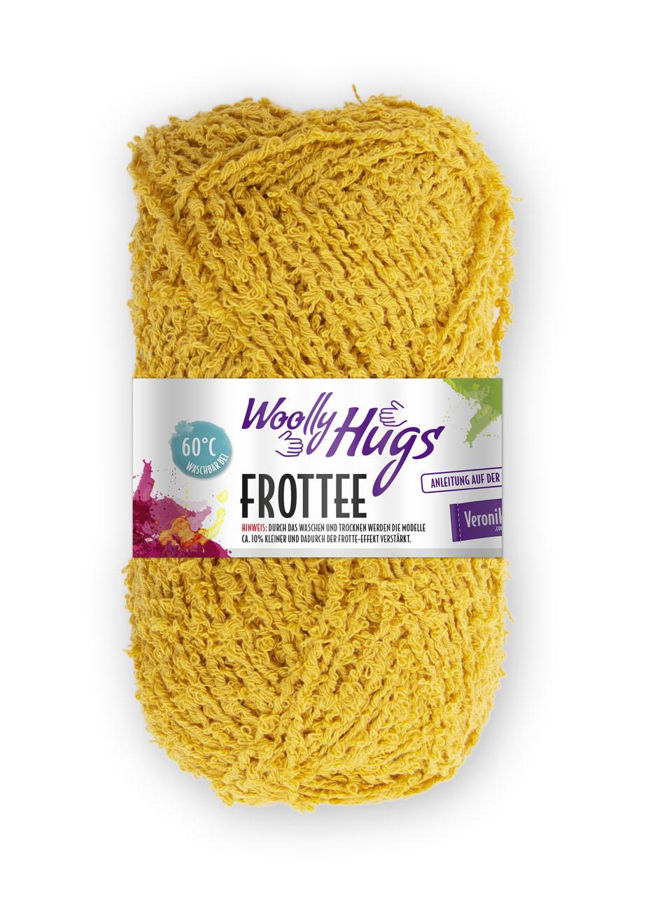 Woolly Hugs FROTTEE   50g  0,5kg