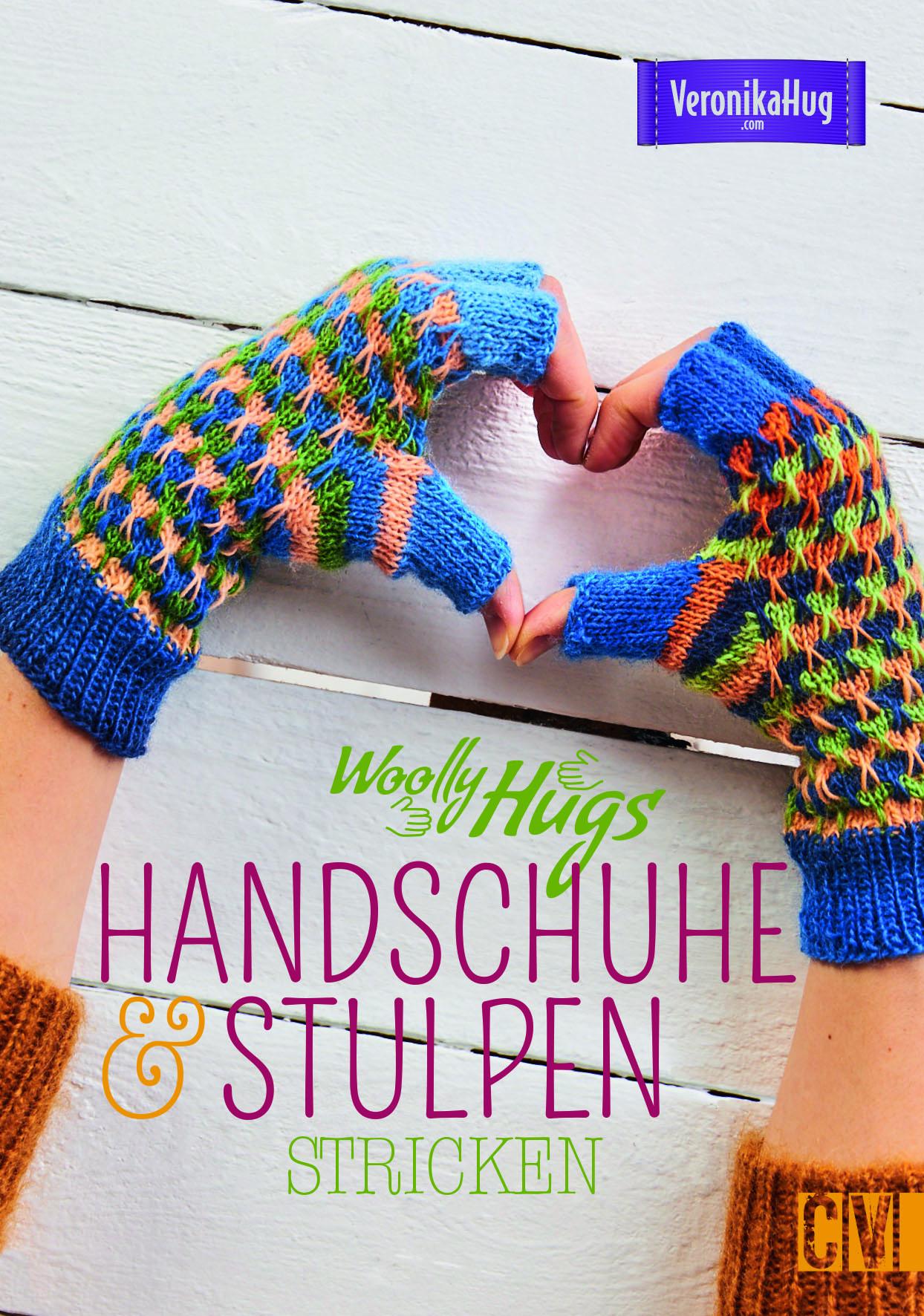 CV 6585 Woolly Hugs Handschuhe & Stulpen stricken