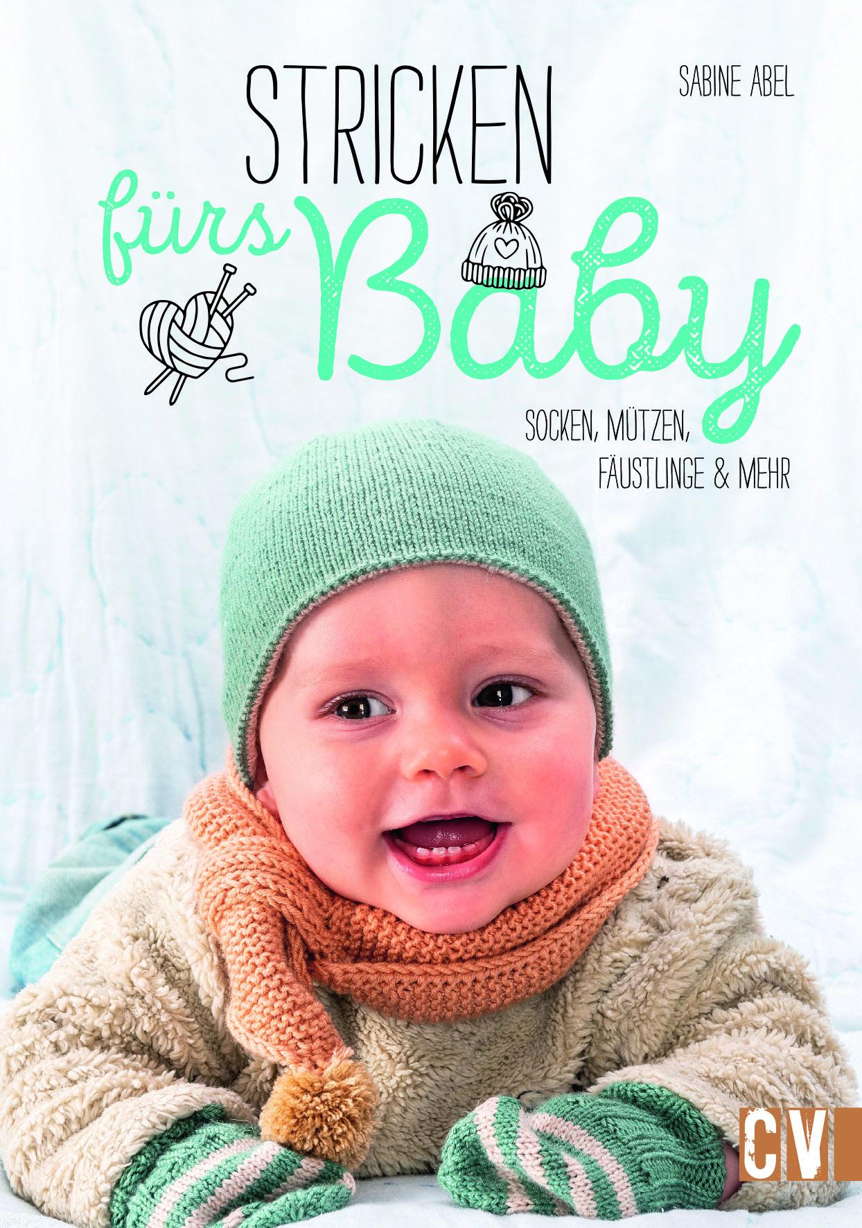 CV 6593 Stricken fürs Baby