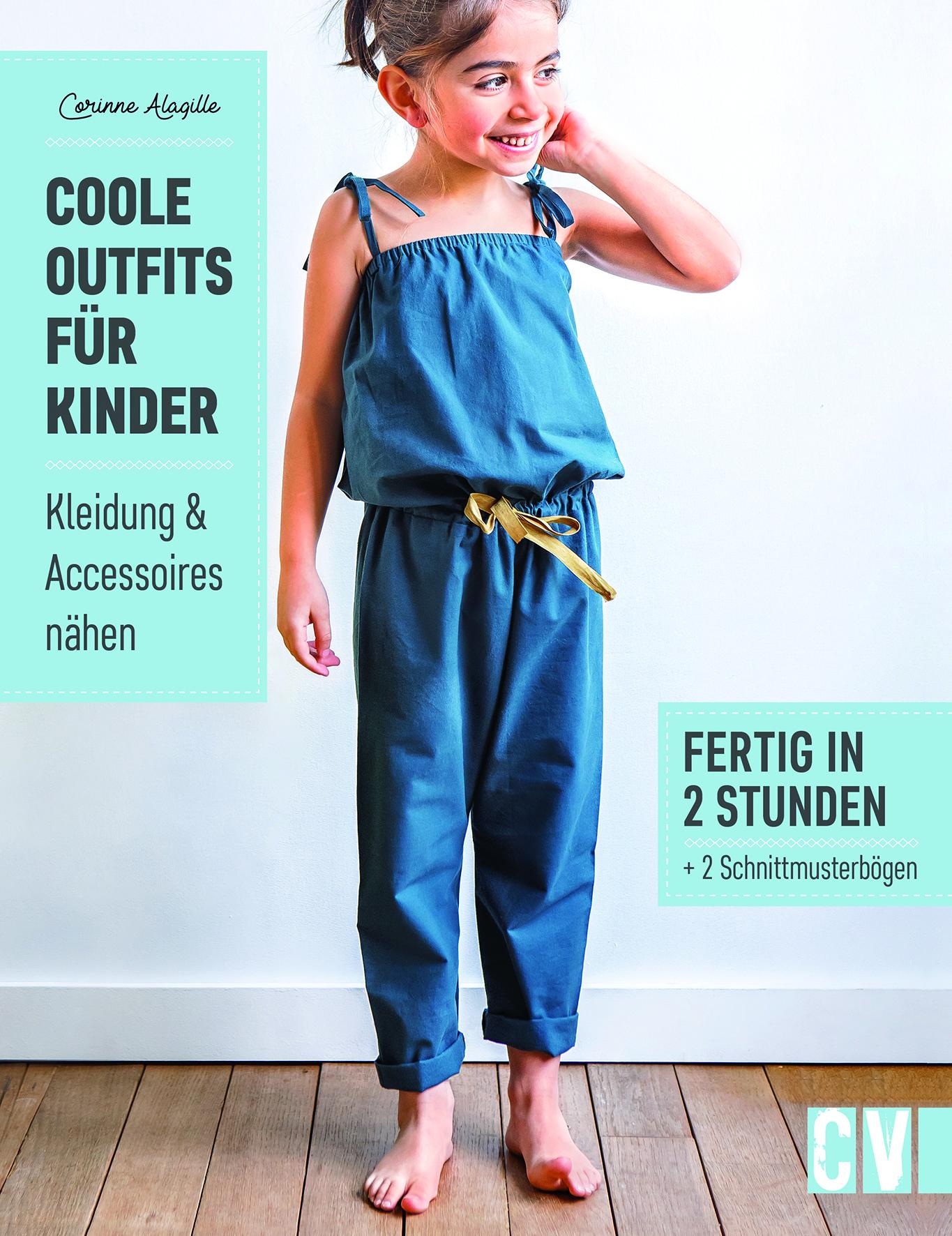 CV 6616 Coole Outfits für Kinder