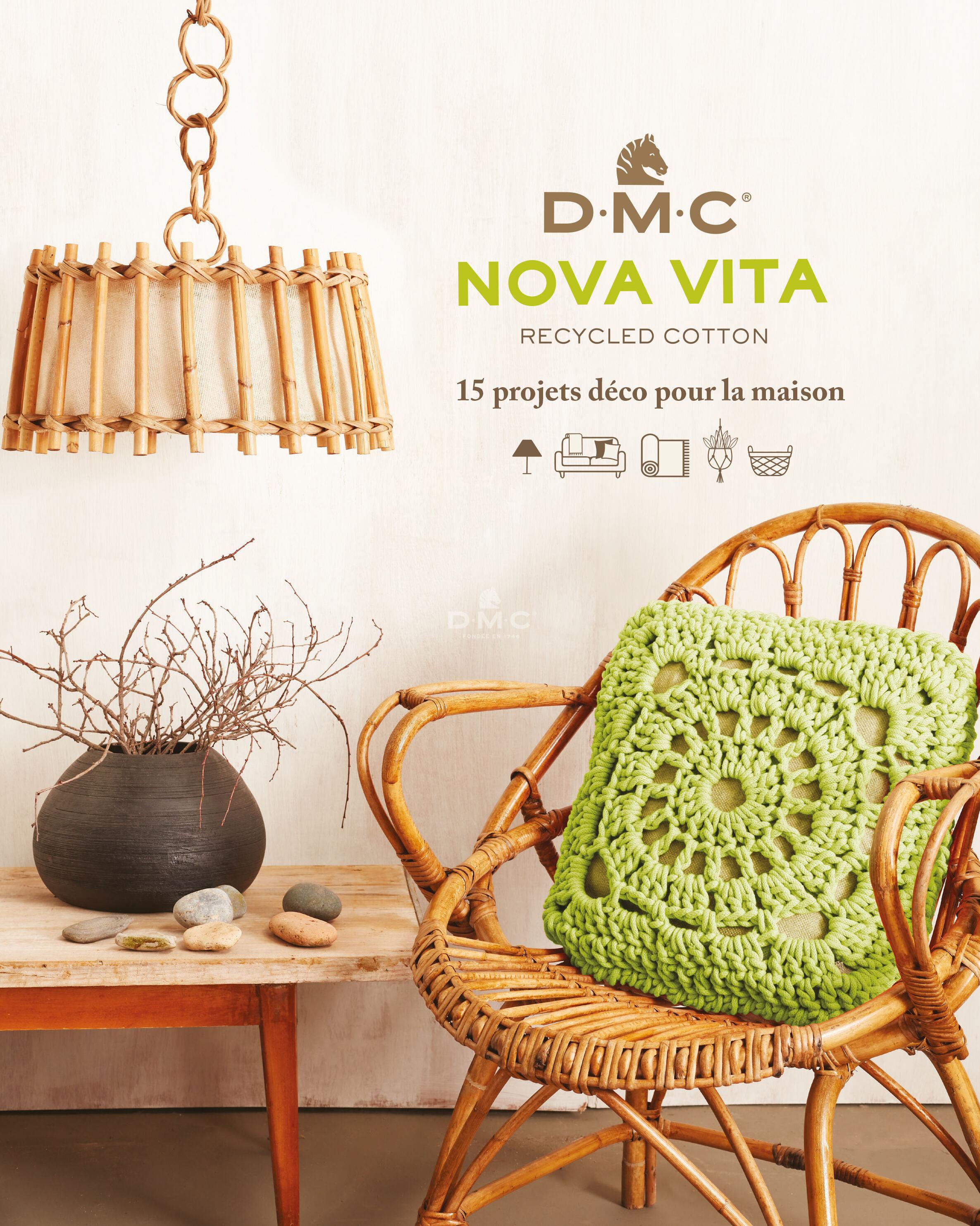 DMC Buch Nova Vita 15730