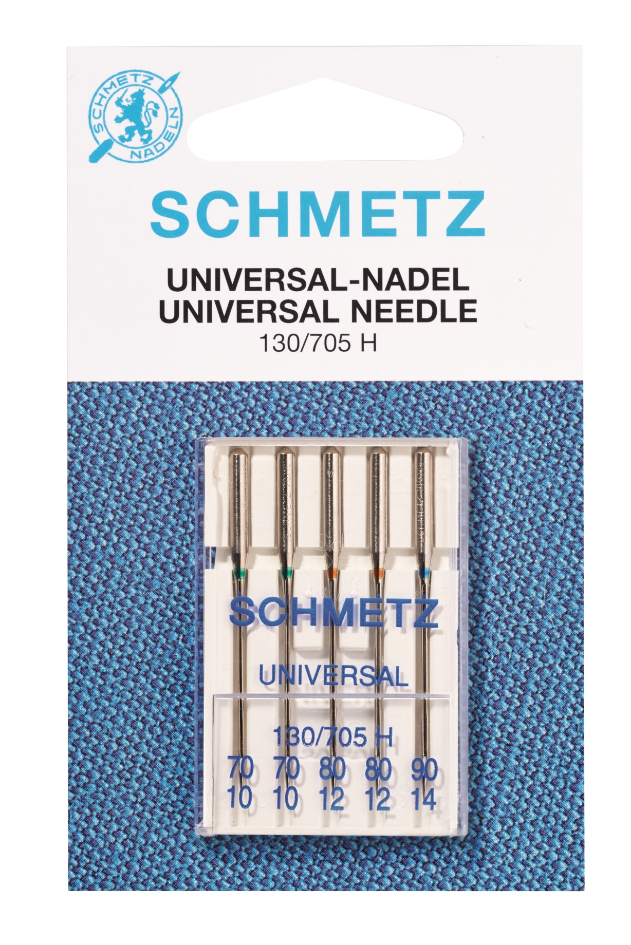 Schmetz Nähmaschinennadeln Universal 70-90