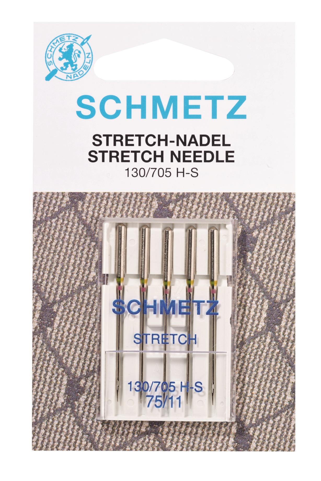 Schmetz Nähmaschinennadeln Stretch  75