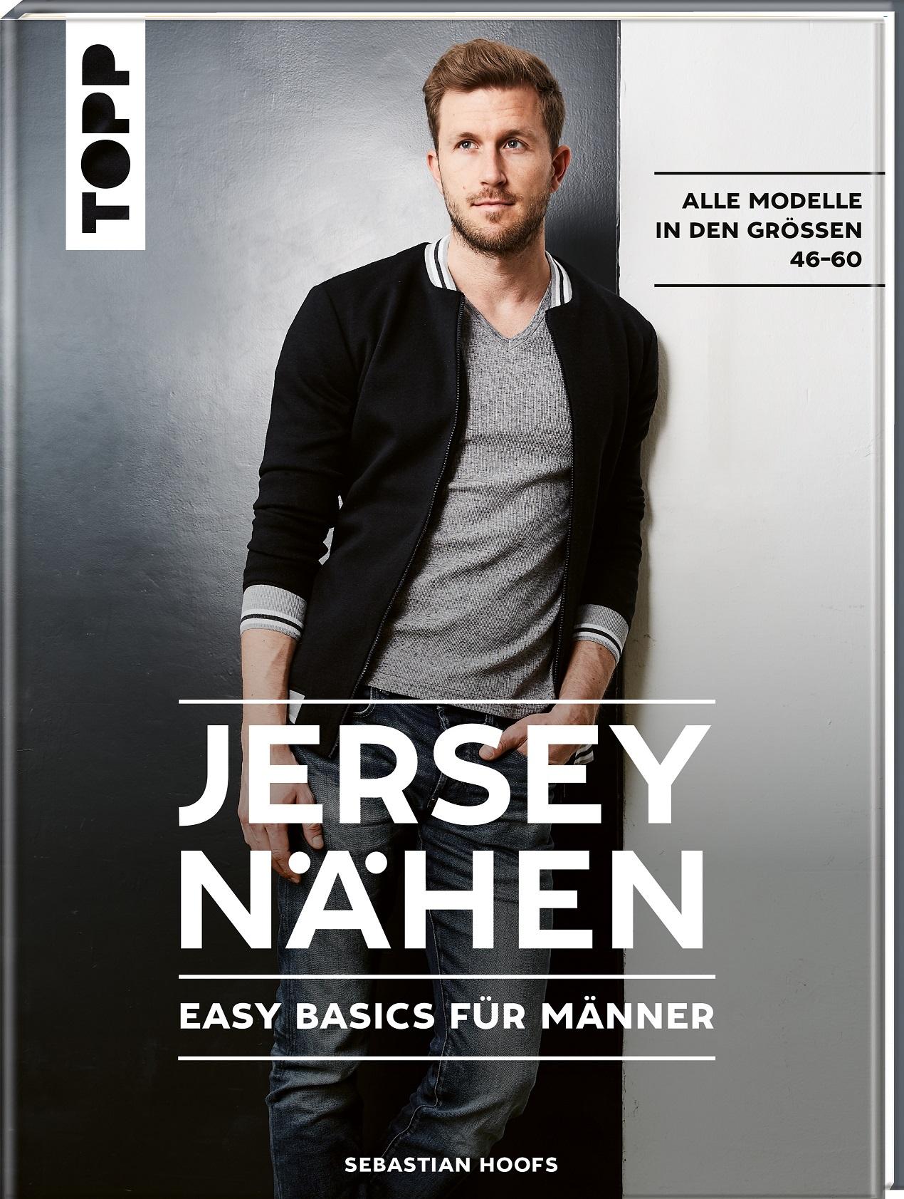 Topp 4824 Jersey Nähen - Easy Basics Männer