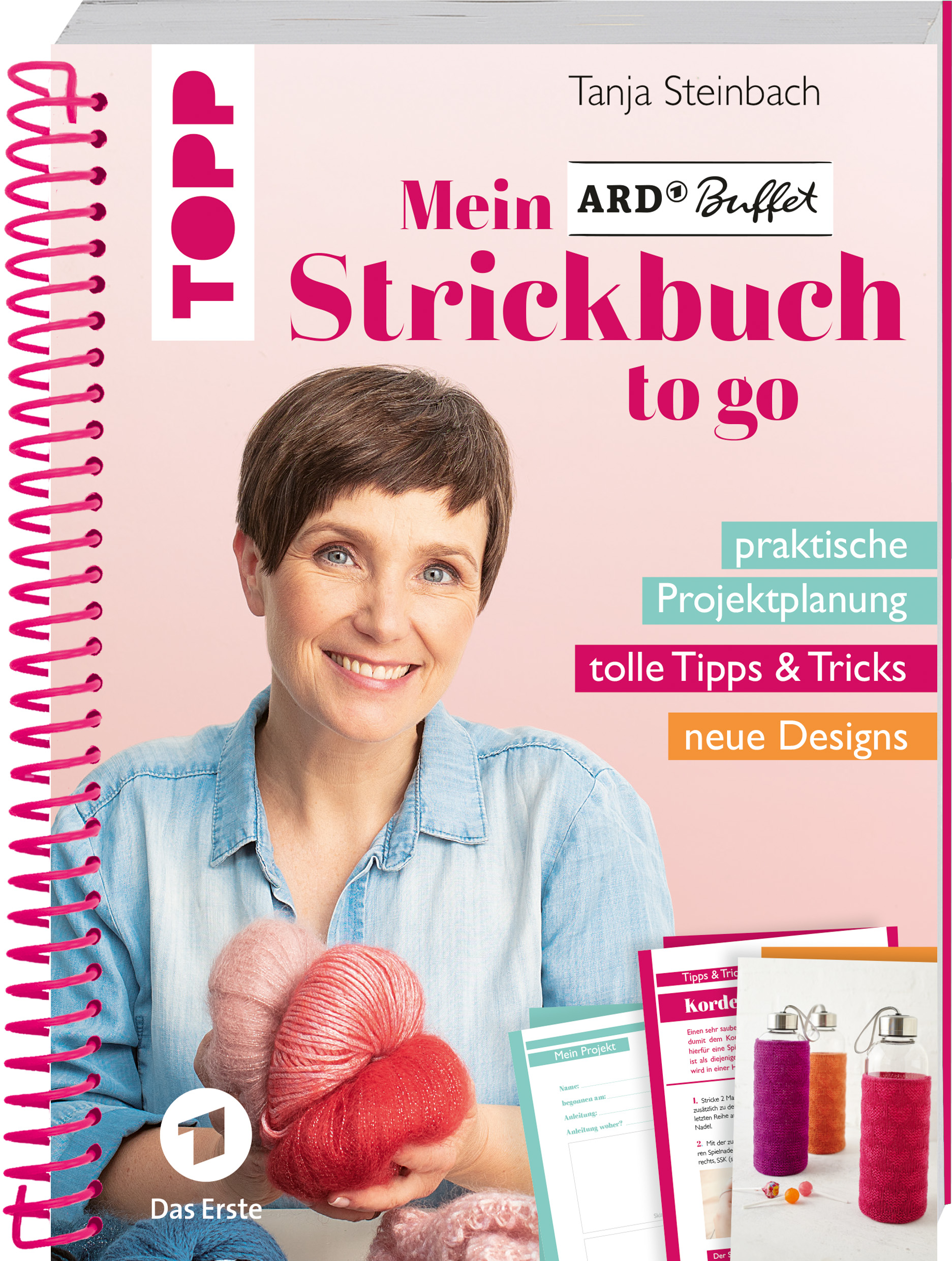 Topp 4850 Mein ARD Buffet Strickbuch to go