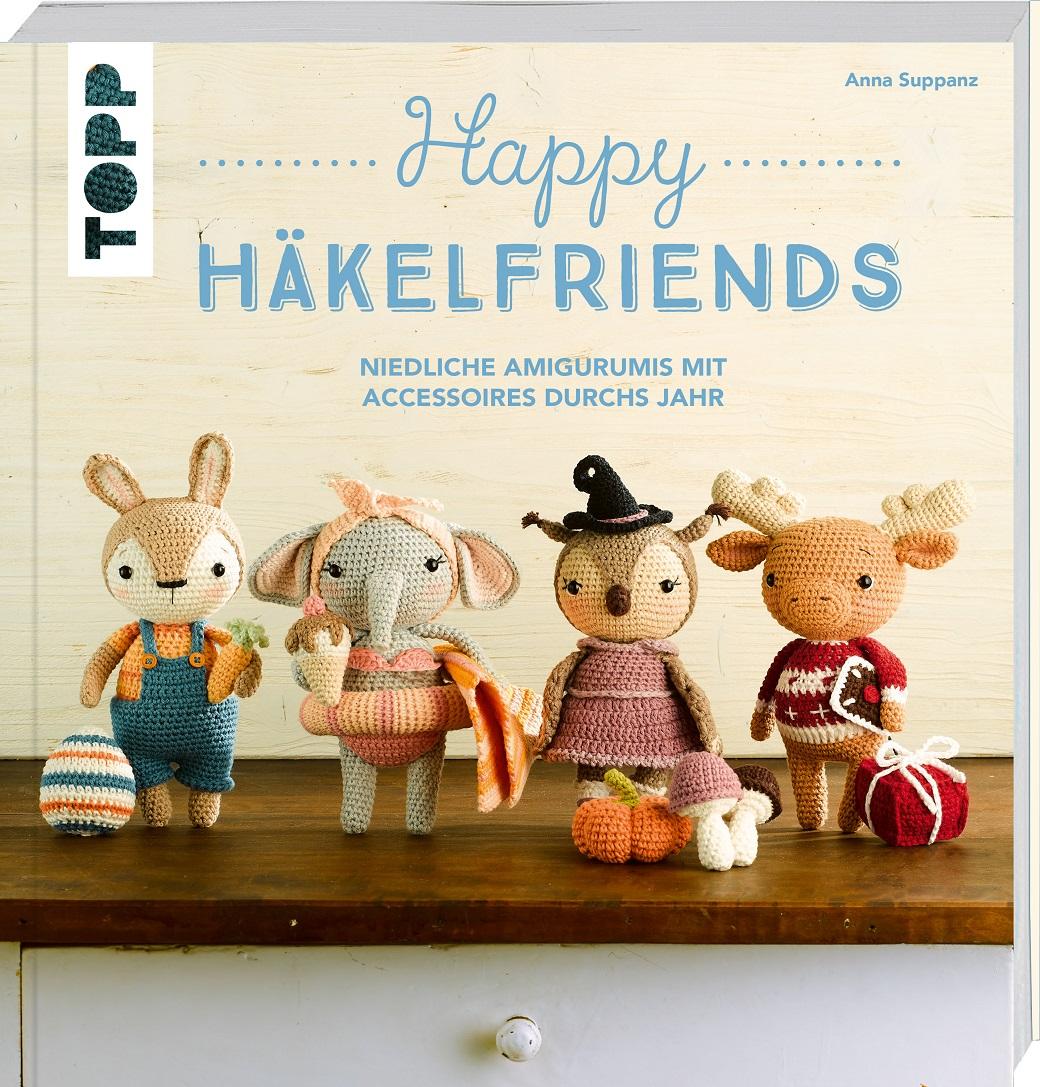Topp 4853 Happy Häkelfriends