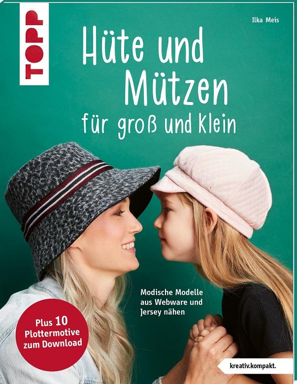 Topp 6849 Hüte und Mützen nähen