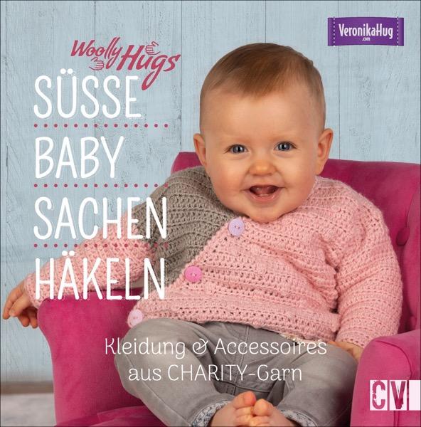 CV 6581 Woolly Hugs Süße Baby-Sachen häkeln