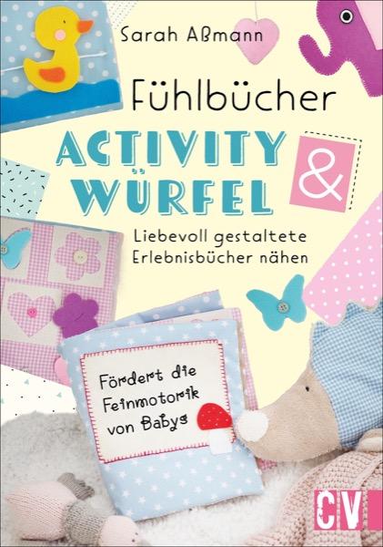 CV 6644 Fühlbücher & Activity-Würfel
