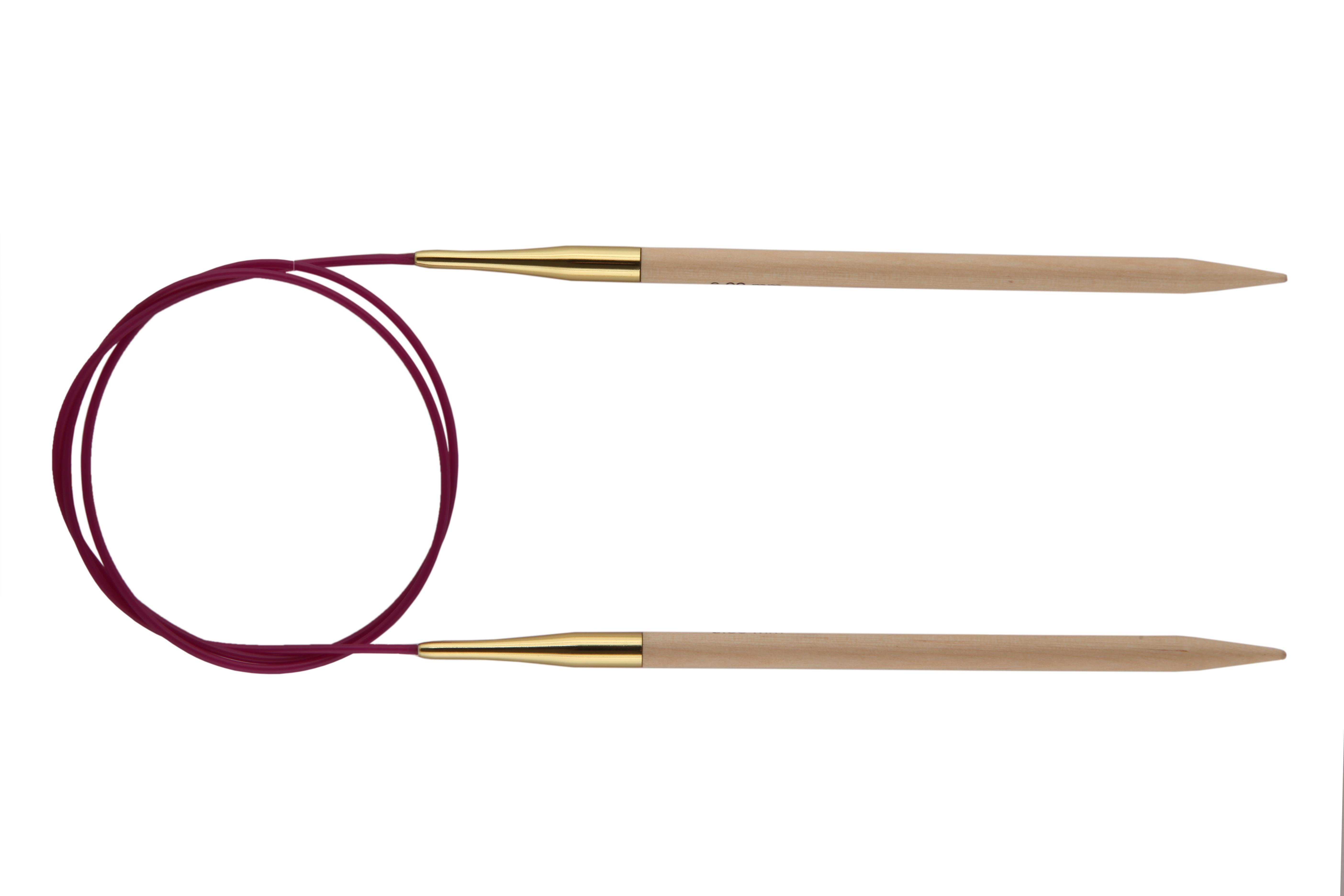 Knit Pro Basix Rundnadel 40cm