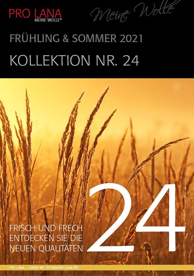 Katalog 24 Frühjahr-Sommer-Kollektion 2021