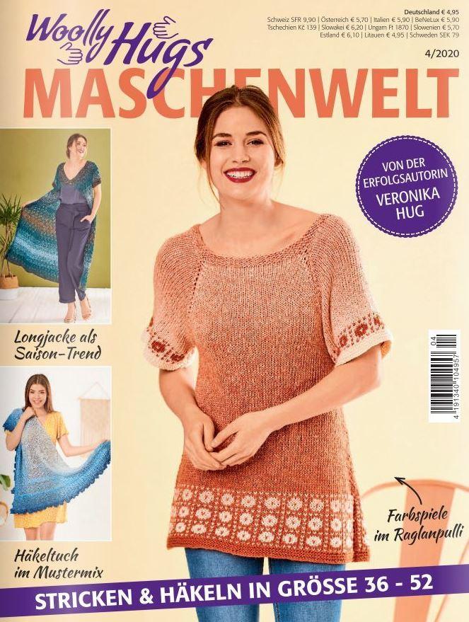 Woolly Hugs Maschenwelt 4/2020