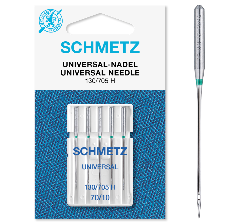 Schmetz  Nähmaschinennadeln Universal 70