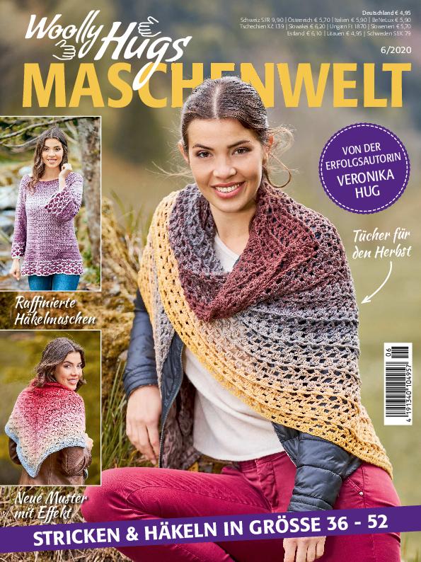 Woolly Hugs Maschenwelt 6/2020