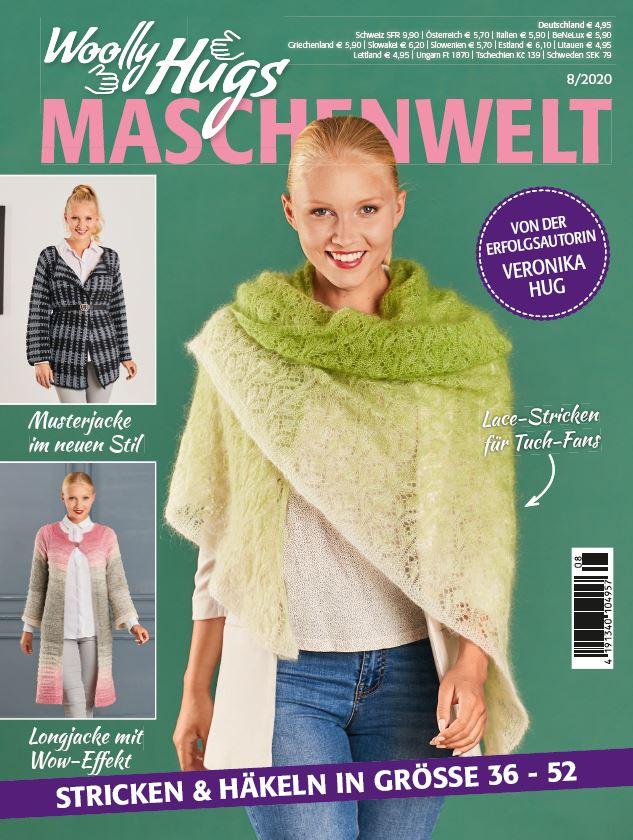 Woolly Hugs Maschenwelt 8/2020