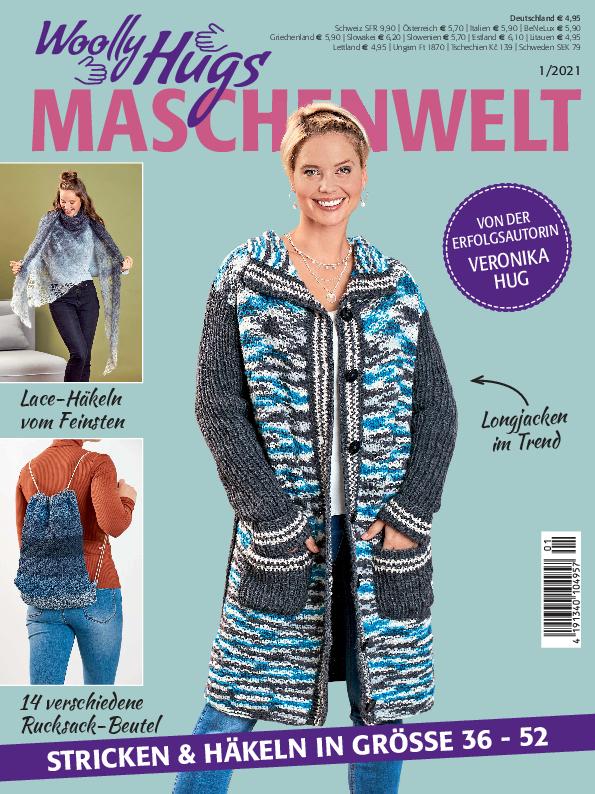 Woolly Hugs Maschenwelt 1/2021
