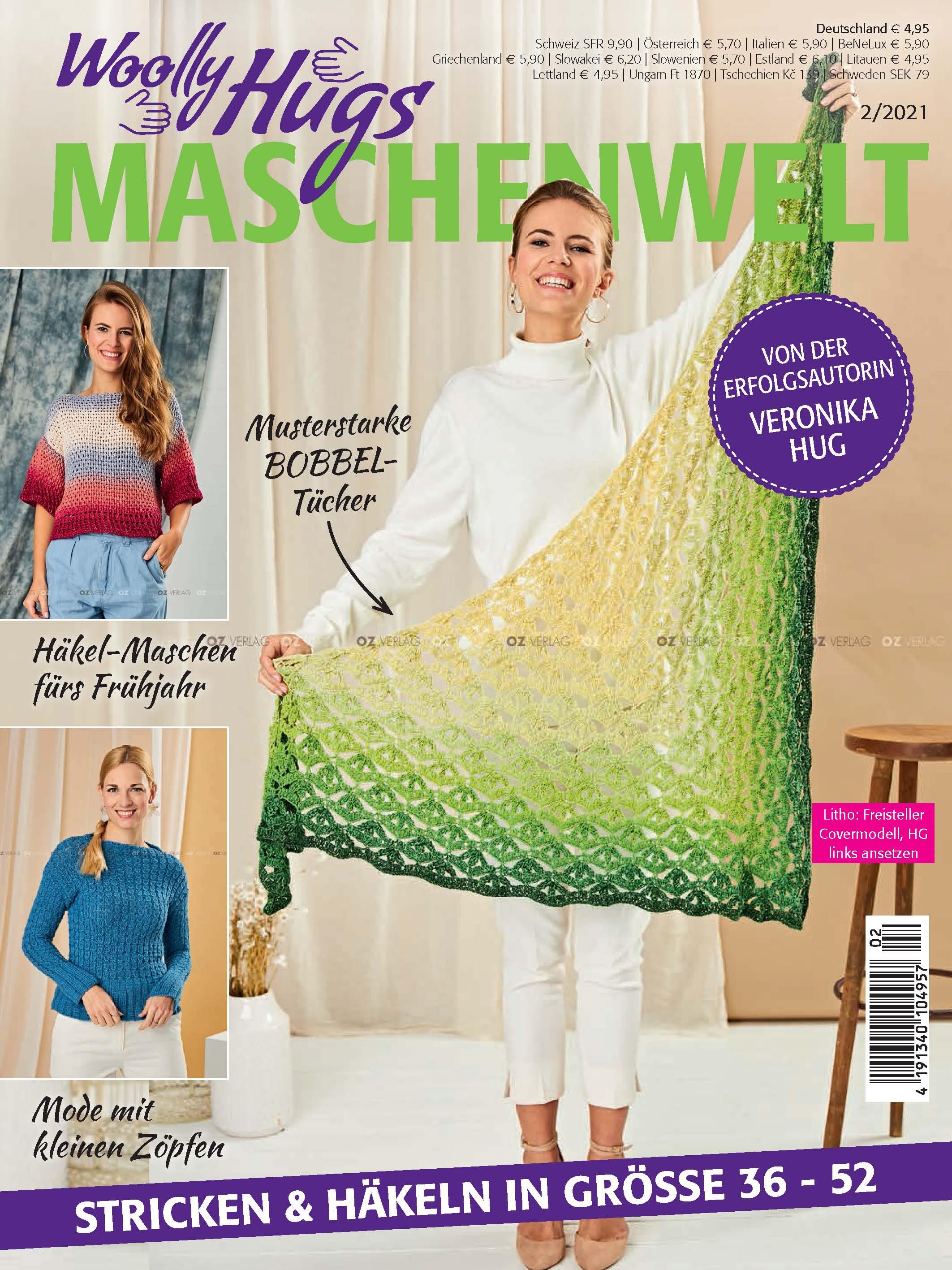 Woolly Hugs Maschenwelt 2/2021