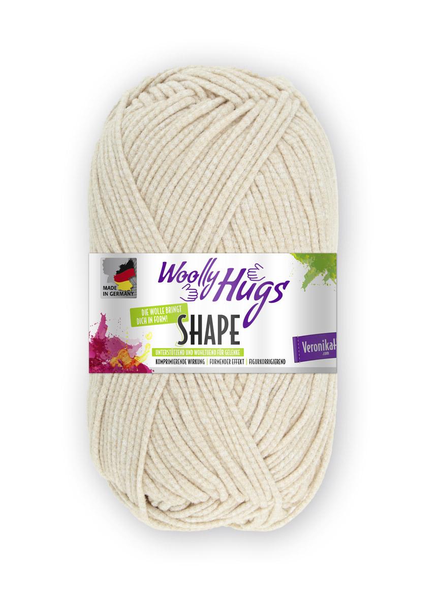 Woolly Hugs SHAPE  50g  0,5kg