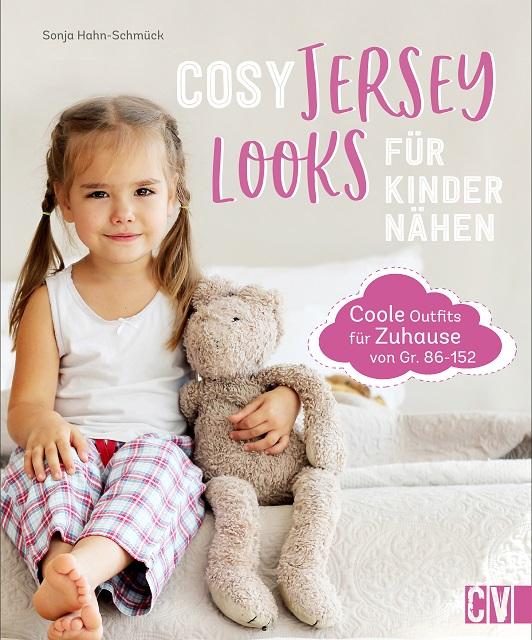 CV 6654 Cosy Jersey-Looks für Kinder nähen