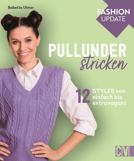 CV 6656 Fashion Update: Pullunder stricken