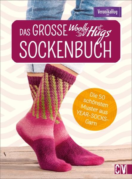 CV 6669 Das große Woolly-Hugs-Sockenbuch