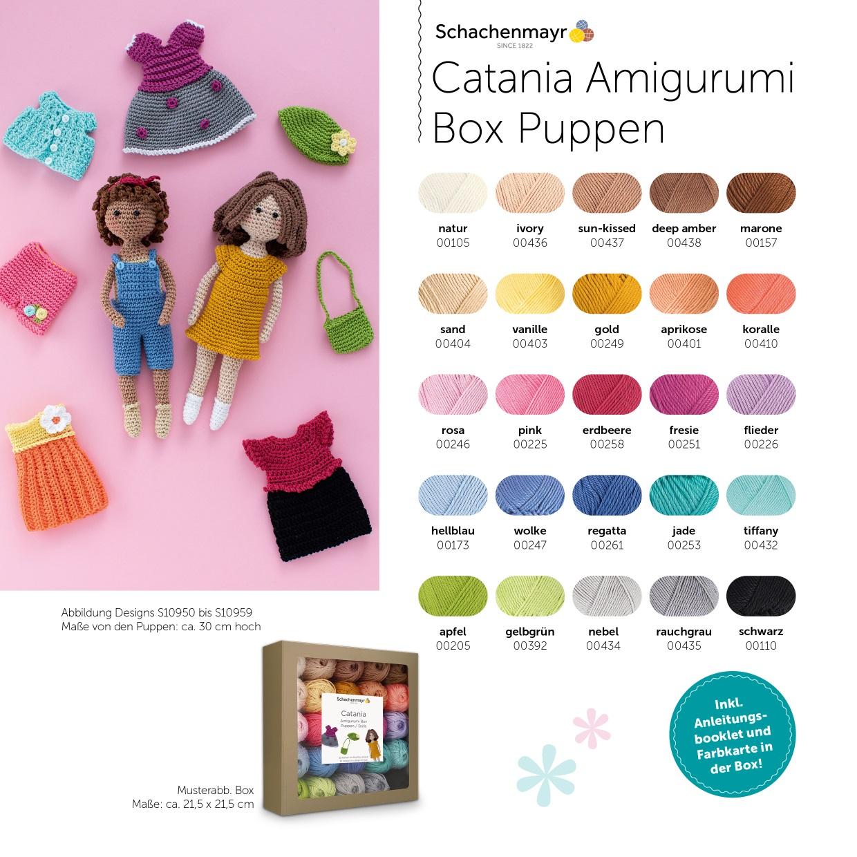 SMC Catania Amigurumi Box Puppen