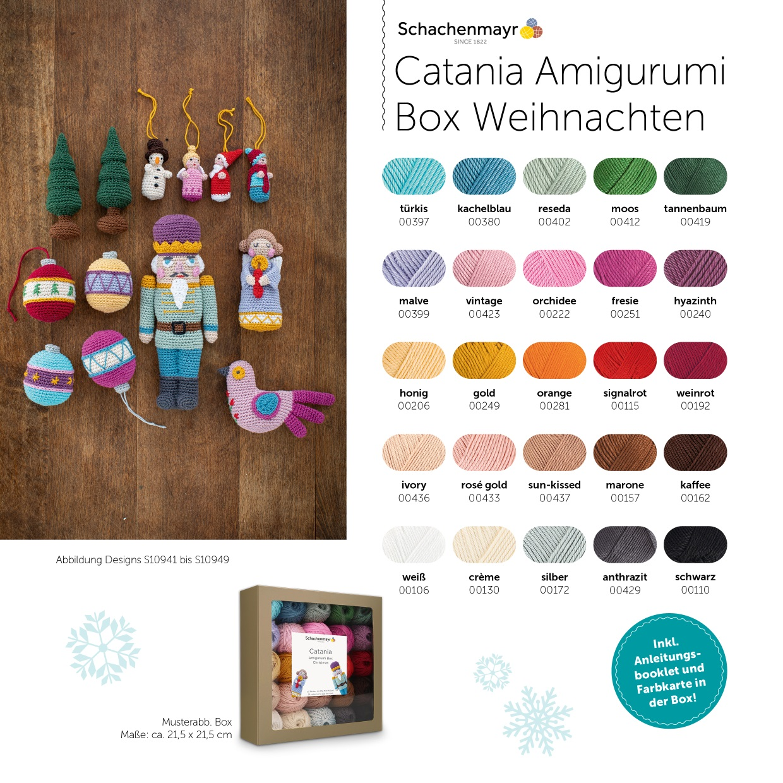SMC Catania Amigurumi Box Weihnachten