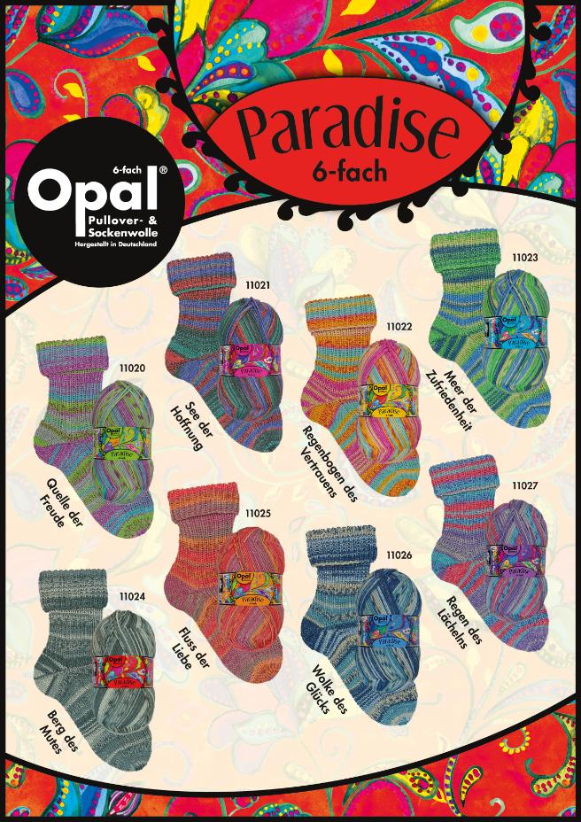 Opal Paradise 6f. 150g.