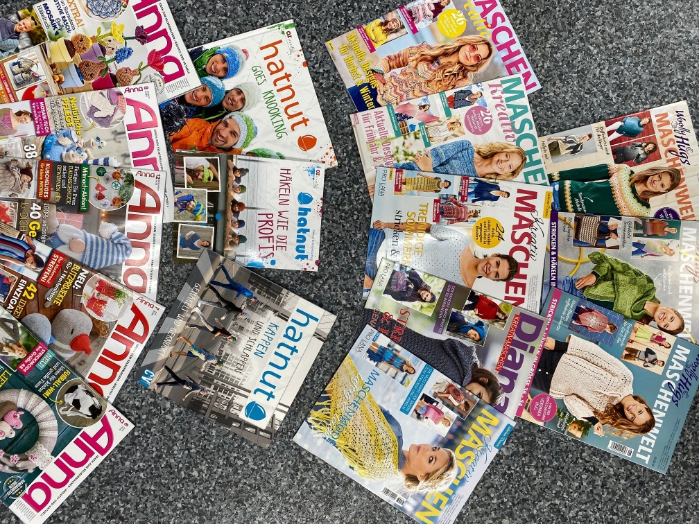 Sonder Posten Zeitschriften/Bücher Paket 60 St.