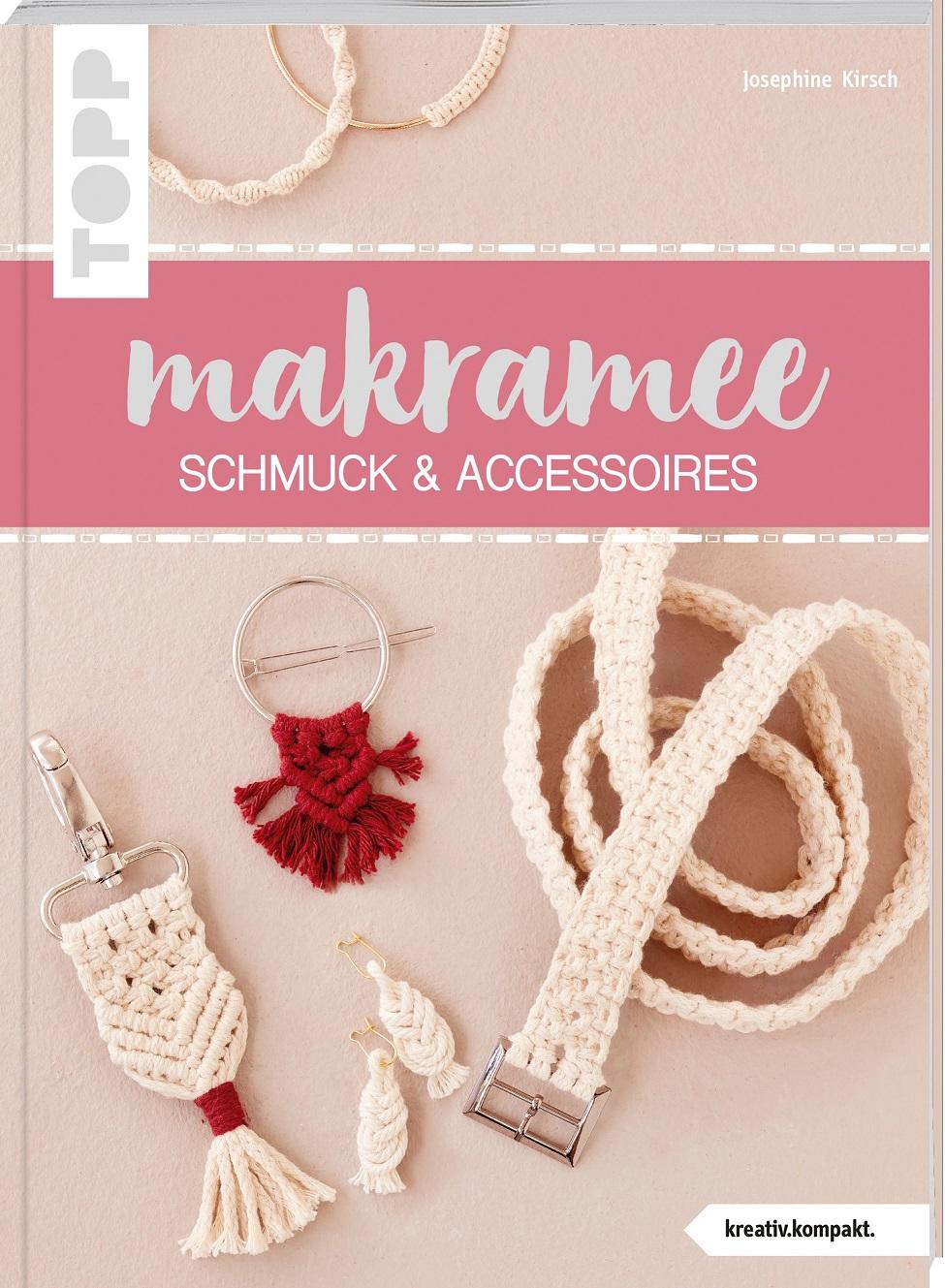 Topp 4384 Makramee Schmuck & Accessoires