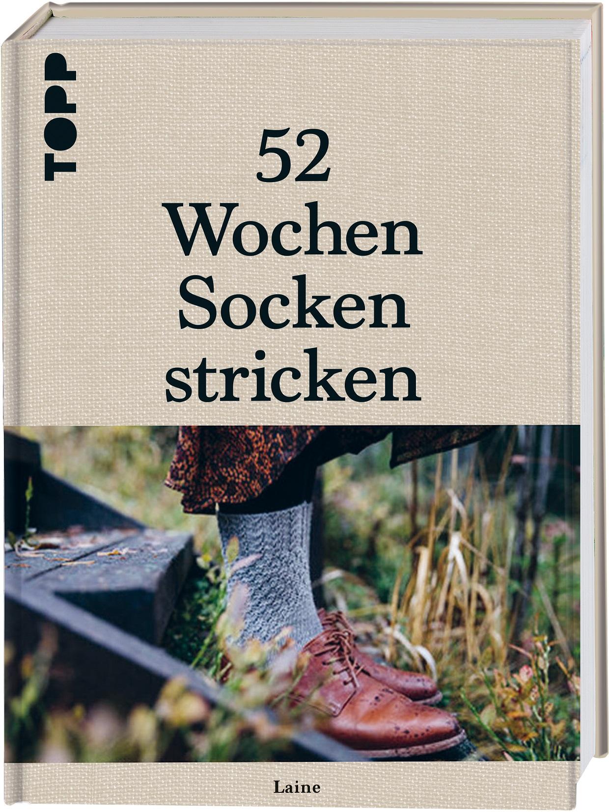 Topp 4871 52 Wochen Socken stricken