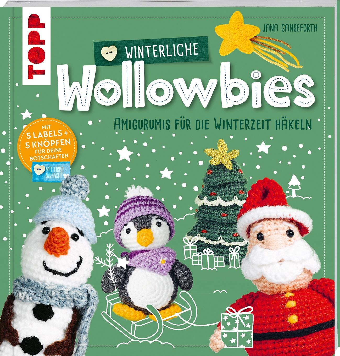 Topp 4874 Winterliche Wollowbies