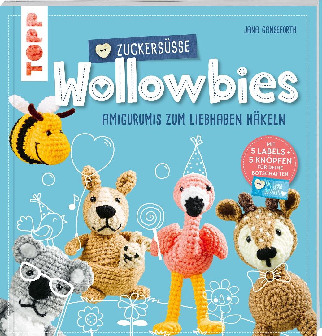Topp 4878 Zuckersüße Wollowbies