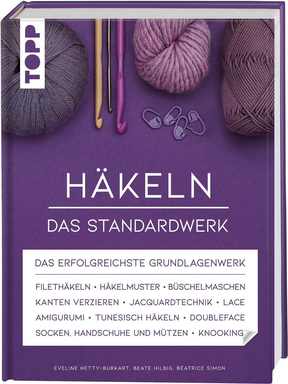 Topp 4885 Häkeln - Das Standardwerk