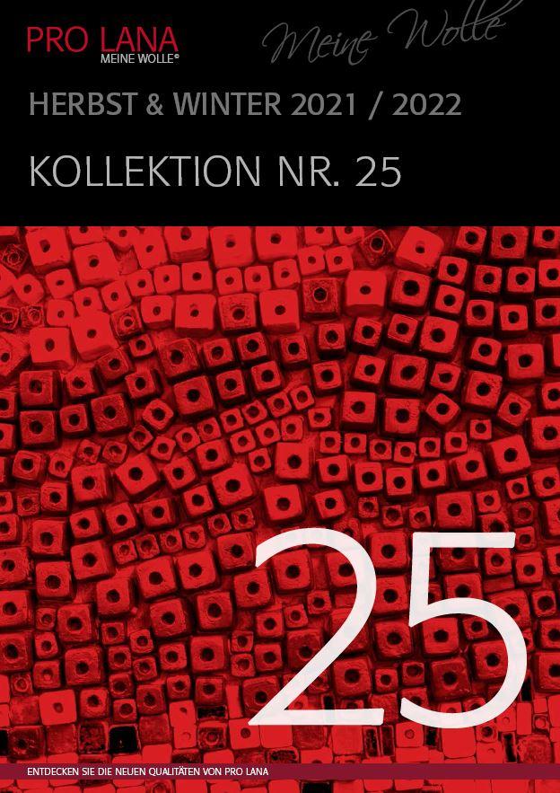 Katalog 25 Herbst-Winter-Kollektion 2021
