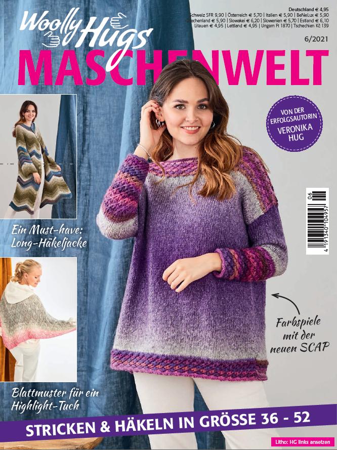 Woolly Hugs Maschenwelt 6/2021