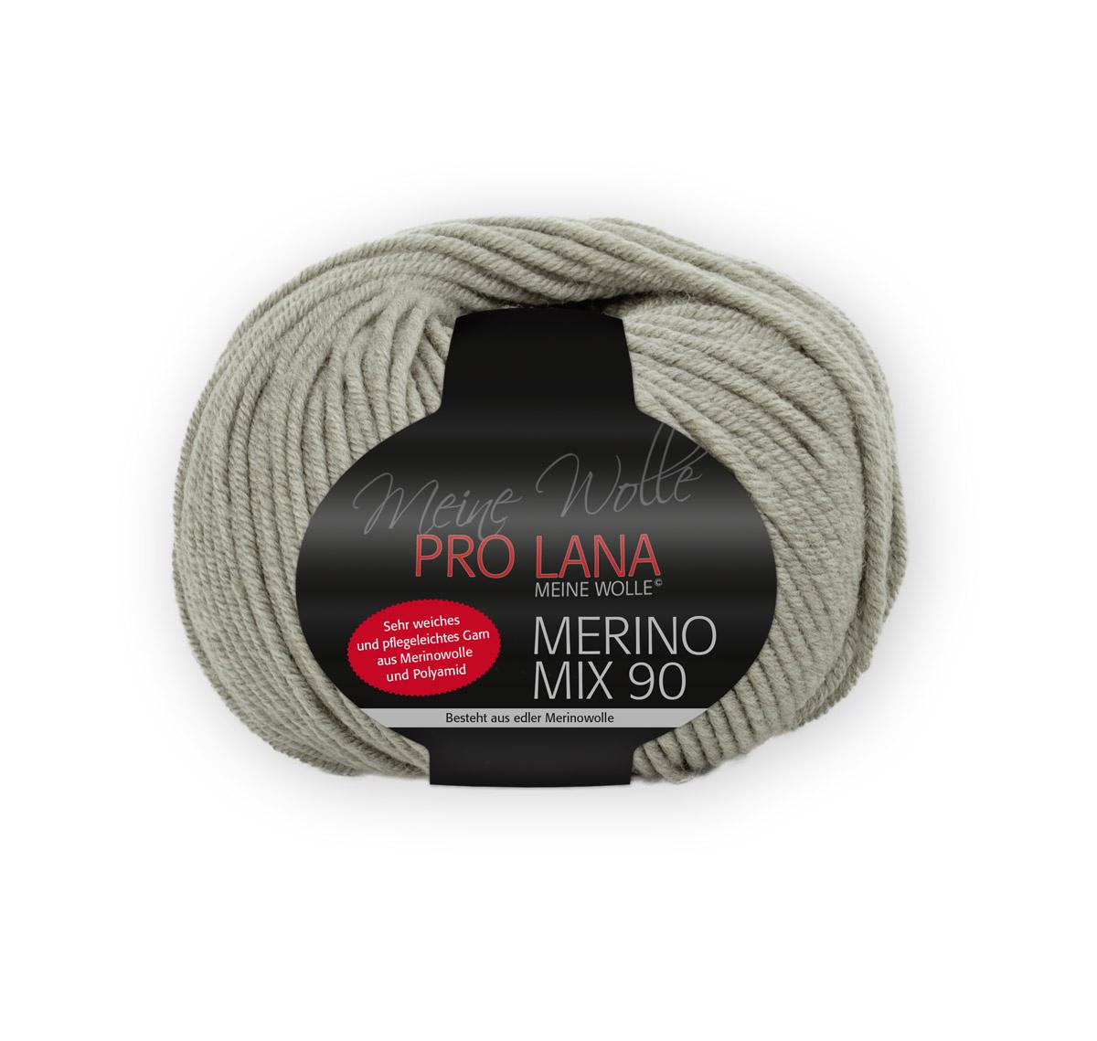 Pro Lana Merino Mix 90   50g  0,5kg