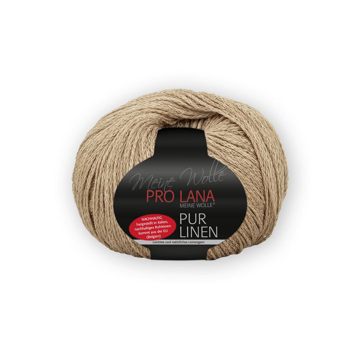 Pro Lana Pur Linen 50g   0,5kg