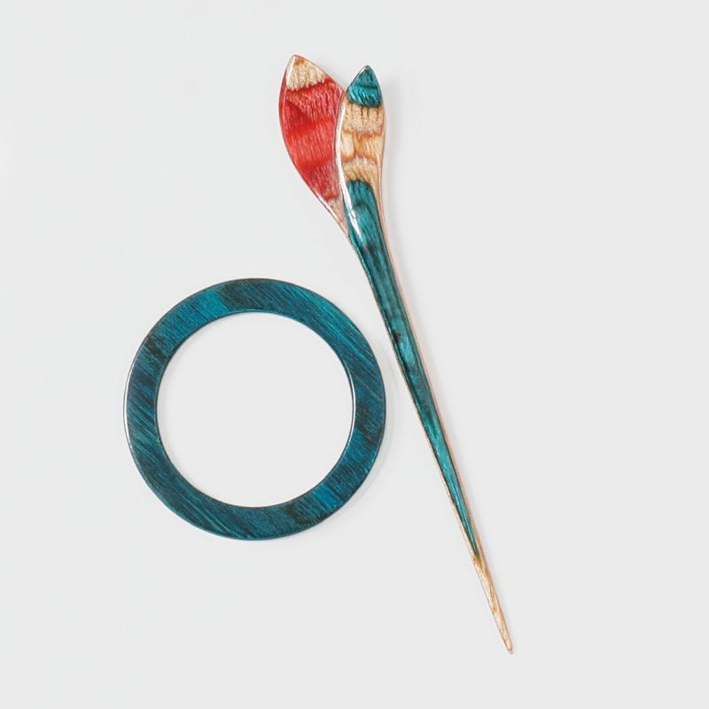 Knit Pro 20932 Tuchnadel Flora